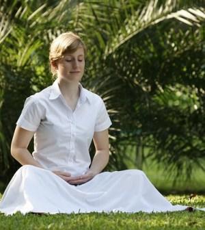 Maditative posture