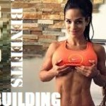 The Female Body Building Fever is Catching up!
