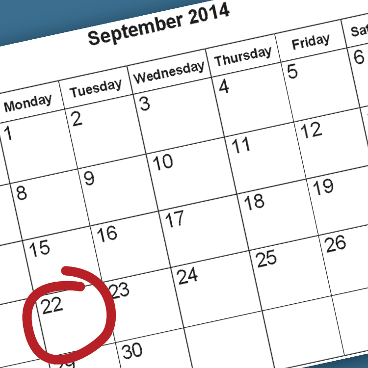 September 22, 2014 Deadline for Business Associate Agreements