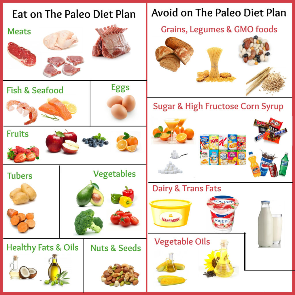 What To Eat For Fast Weight Loss What Is Paleo Diet What Foods To Eat And Avoid On Paleo Diet