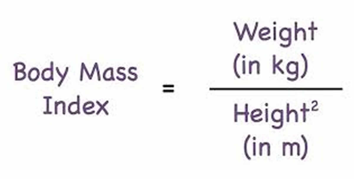 Body Mass Index Chart, Formula, How To Calculate for Men  Women - bmi calculation formula