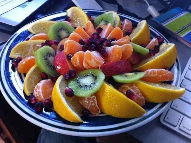 Healthy snacks During Work