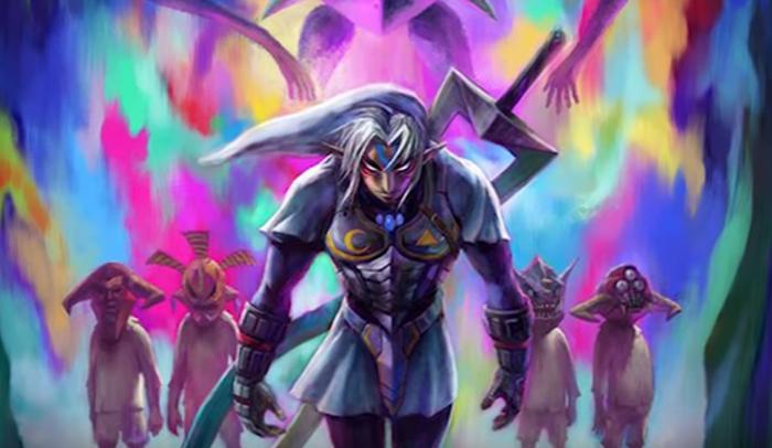 Zelda Hd Wallpaper Fierce Deity Theory Explained Hrf