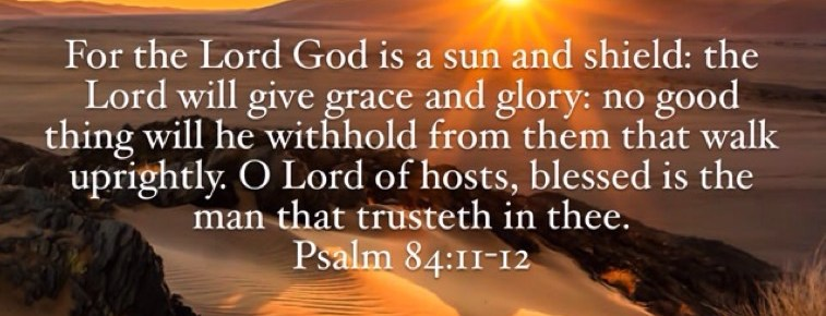 blessing scripture
