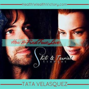 Kili and. tauriel: How to find true love