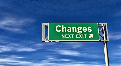 Changes for health reward