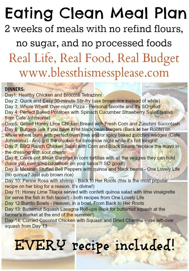 Diet Plan To Lose Weight  Oooh! My friend Melissa put together a