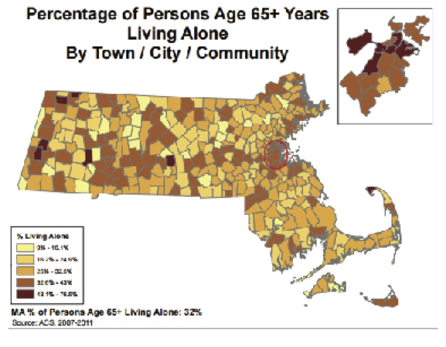 Healthy Aging Data Reports \u2013 Helping residents, agencies, providers