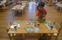 Table Setting | Healthy Beginnings Montessori