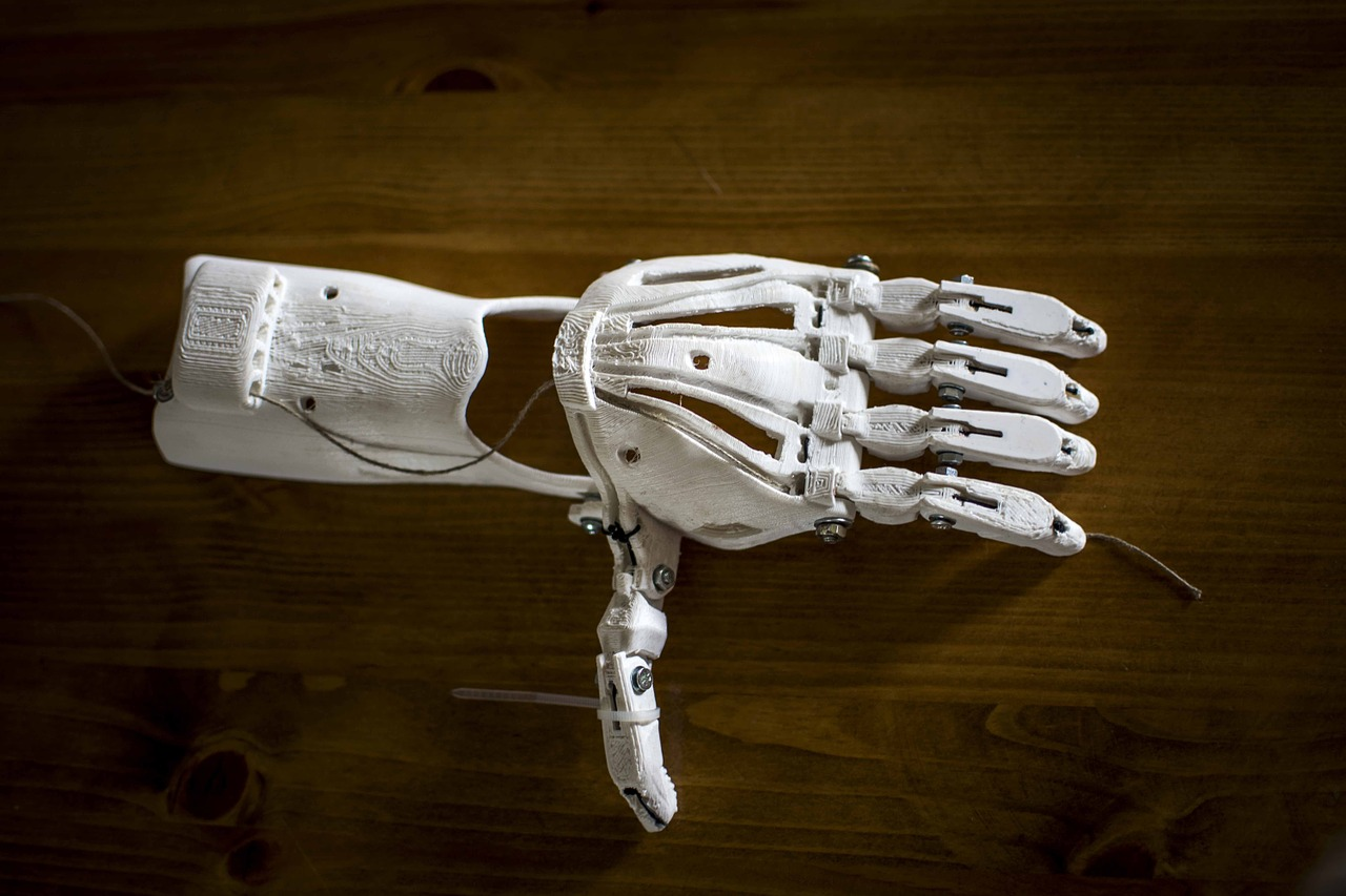 The Rise of 3D Printing in Prosthetics