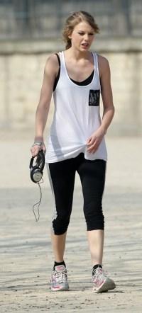 Taylor Swift Workout