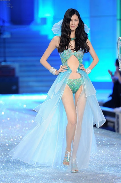 Really. asian model secret victoria consider
