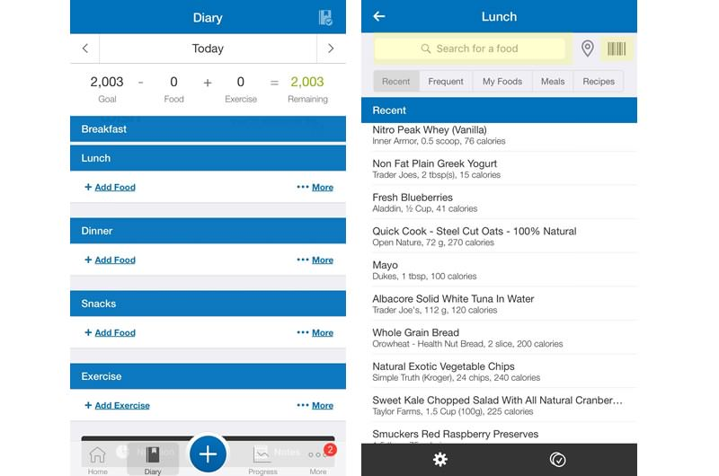 How to Count and Track Macros Using MyFitnessPal A Tutorial