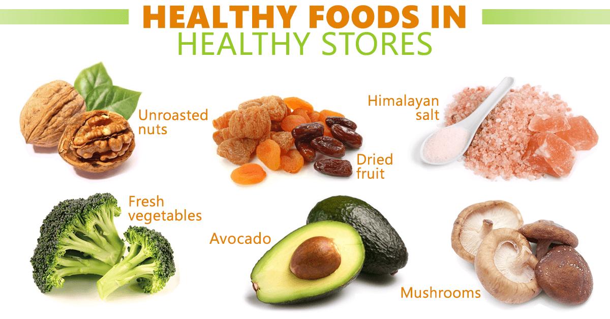 Healthiest Food Stores
