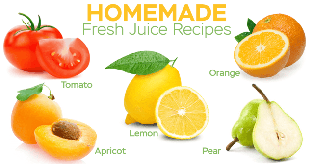 Fresh Juice recipes