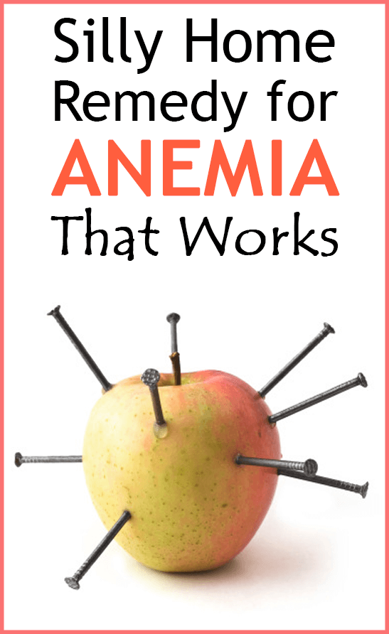 anemia remedy