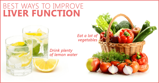 improve liver function