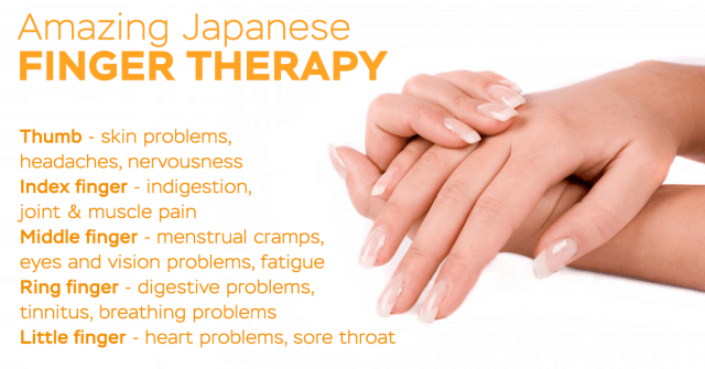 finger therapy