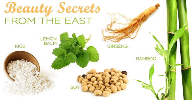 beauty secrets from the east