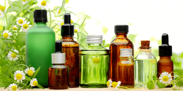 essential oil headache