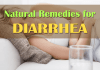 Natural Remedies for Diarrhea