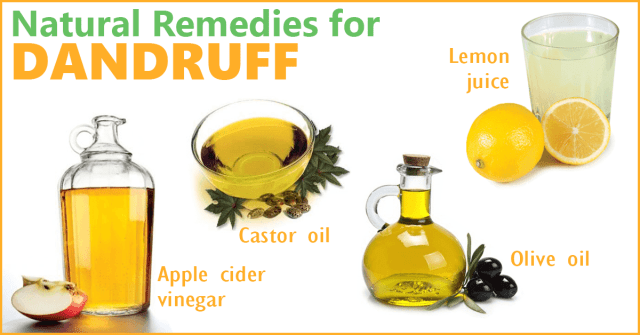 dadruff natural remedies