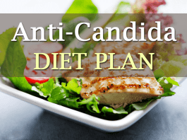 Anti-Candida diet