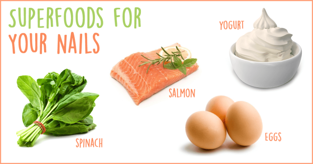 superfoods for your nails