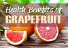 grapefruit benefits
