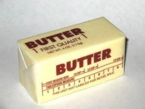 Grass-fed Butter is the better option