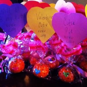 Valentine cutie's color change