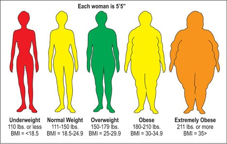 Calculate Your BMIBMI Calculator - HealthyLife