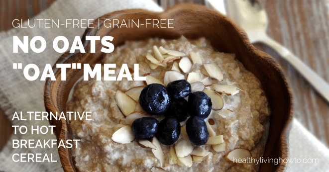 No Oats Oatmeal