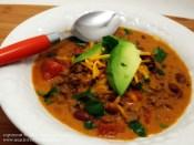 Pumpkin Enchilada Soup