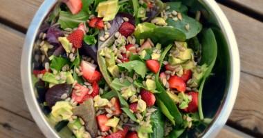 Salad with SASS