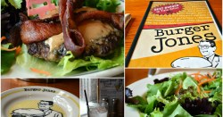 Burger Jones Burger