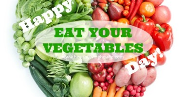 Happy Eat Your Vegetables Day!
