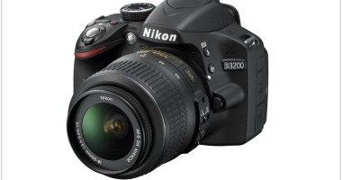 WINNER! Nikon D3200 – $699 Value!
