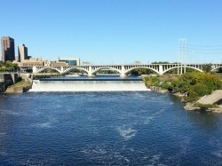 Sunday Snapshots: St. Anthony Falls