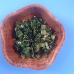 ways to cook green leafy vegetables
