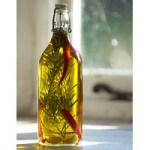 rosemary garlic chili olive oil