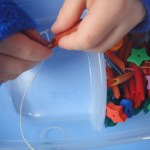 Lacing Activity For Fine Motor Skills