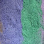 Colored Sand Sensory Table