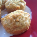 Grain-Free Cheese Biscuits