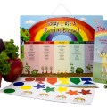 Today I Ate a Rainbow Kit Review and Giveaway