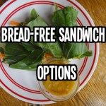 no-grain bread-free sandwiches