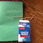 Toothpick Math