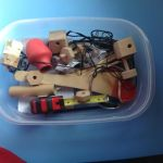 Engineering sensory tub