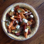 (Gluten-Free) Root Vegetable Galette