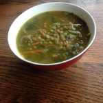 Vegan Iron Bomb Soup
